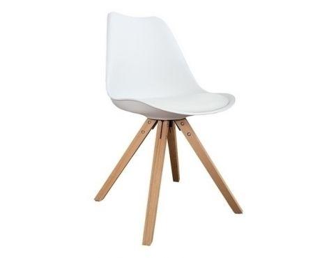 Eetkamerstoel hipster wit hout eetkamerstoelen zitmeubilair