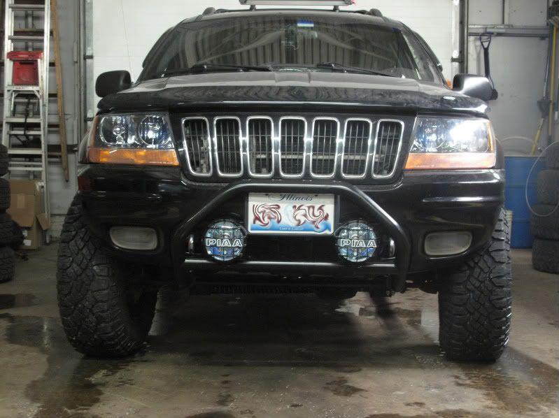 Westin Grille Guard Install Jeepforum Com Jeep Wj Jeep Jeep