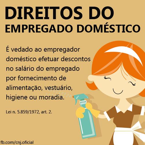 Direito do Trabalhador Doméstico