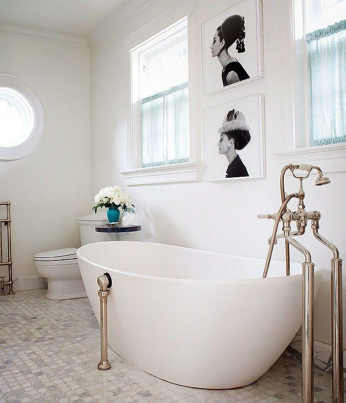 ACHADOS DE DECORAÇÃO - blog de decoração: DESEJO DO DIA: um banheiro fantástico - quem não quer?