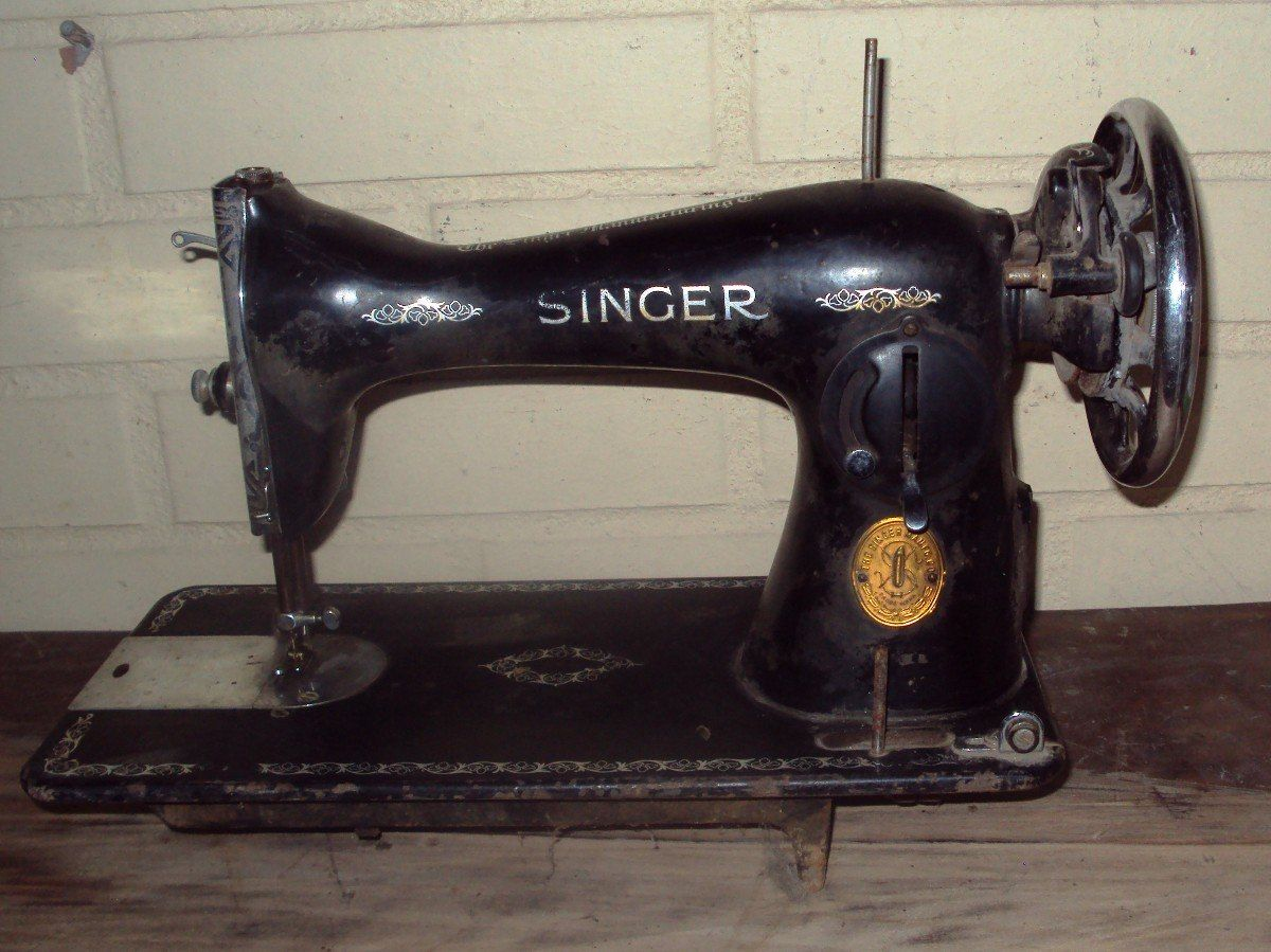 Como Limpiar Una Maquina De Coser Singer Antigua