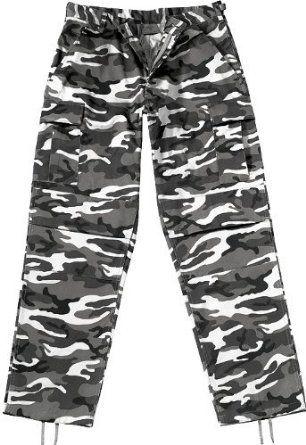 Camouflage Military BDU Pants 9a55b6cc3d9