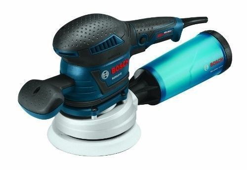 This Elecricrandomorbitalsander With Variable Speed Dial And Exclusive Suspension System Offers The Industry S Lowest Best Random Orbital Sander Bosch Sanders