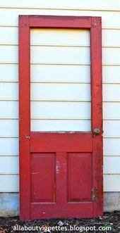 Photo of #Door #Repurposed #shutters repurposed Aluminum #shutters repurposed Angel #shut…