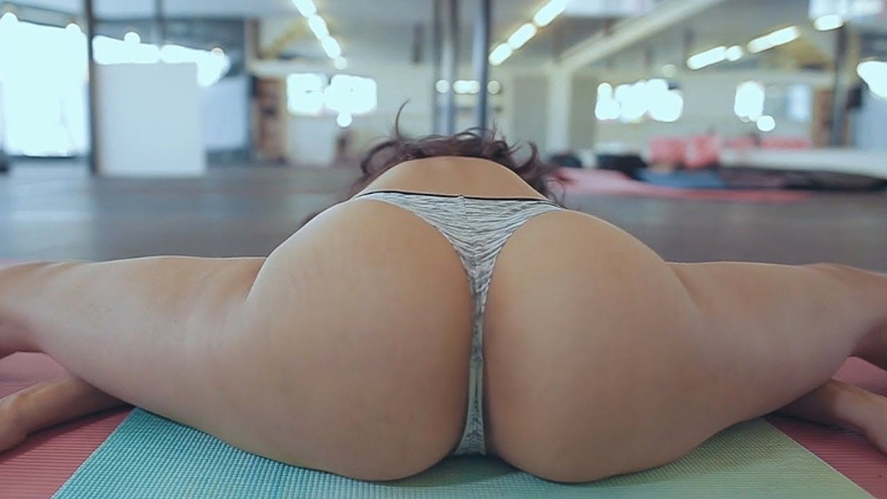 Teen Sexy Yoga Personal Trainer Workout | Sports | Pinterest