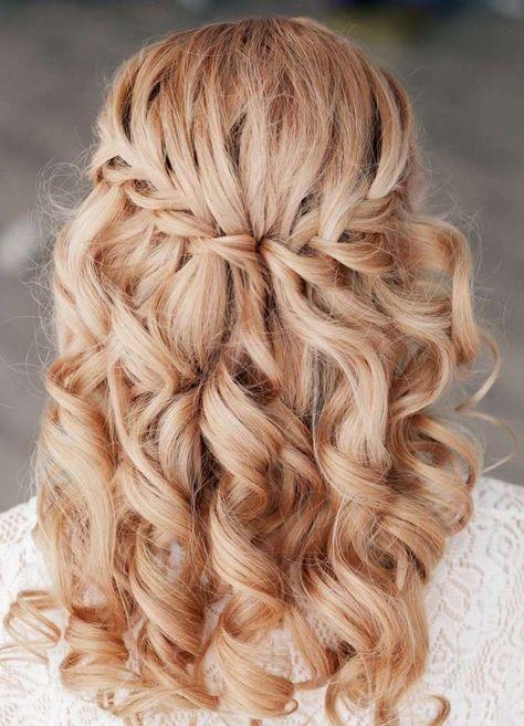 Coiffure Mariage Tresse Pour Cheveux Longs Coiffure Mariage Tresse Coiffure Cheveux Mi Long Belle Coiffure