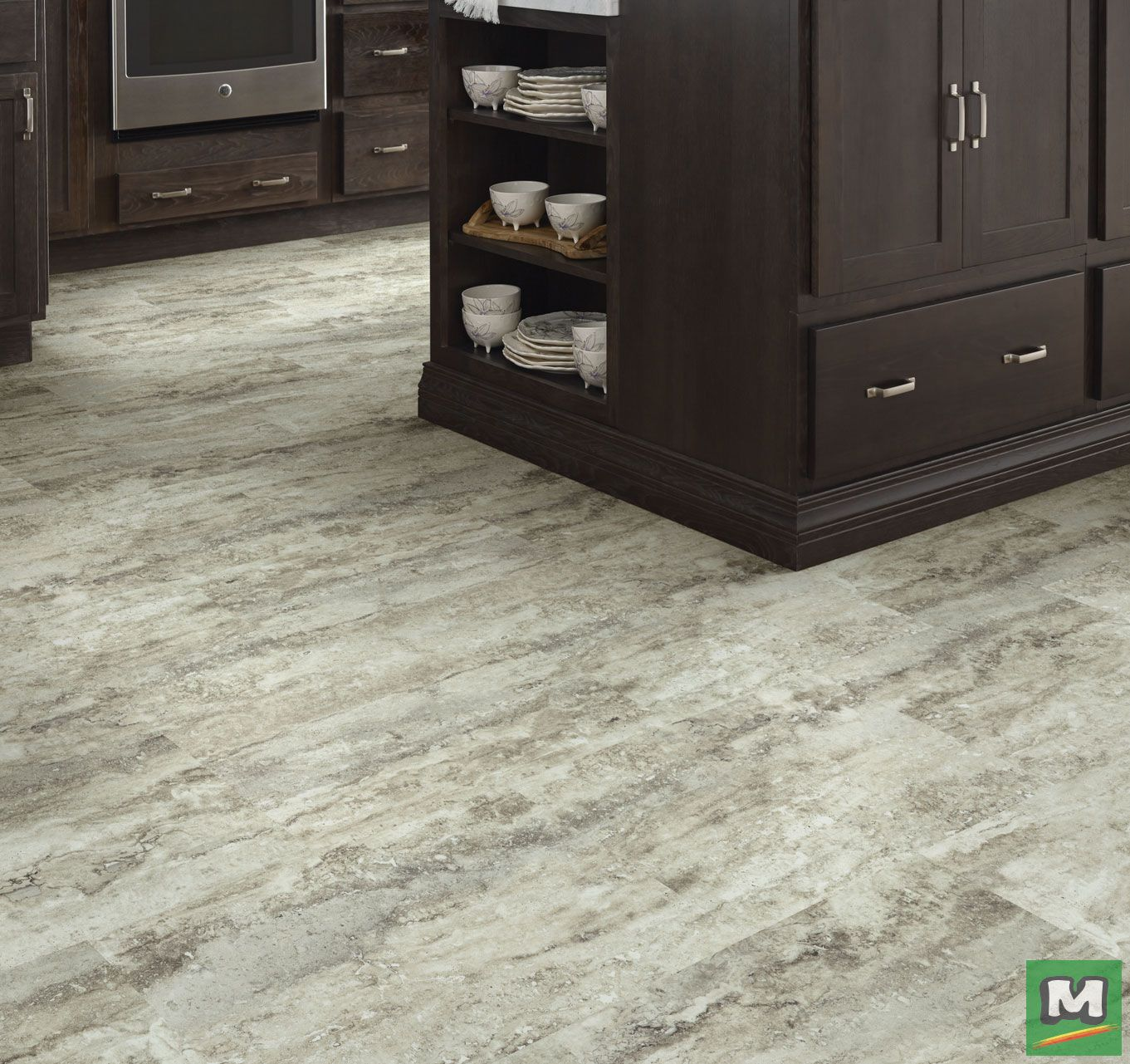 Choose Maison Vinyl Tile by Shaw® for beautiful, durable