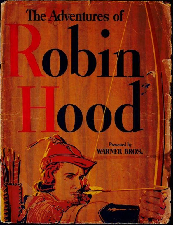 'The Adventures of Robin Hood' ... | Robin hood, Original ...