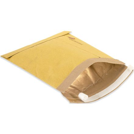 Kraft Self-Seal Padded Mailers from 4mailers.com #packaging #packagingmaterials #moving #shippingmaterials