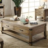 Found it at Wayfair - Bay Cliff Coffee Table