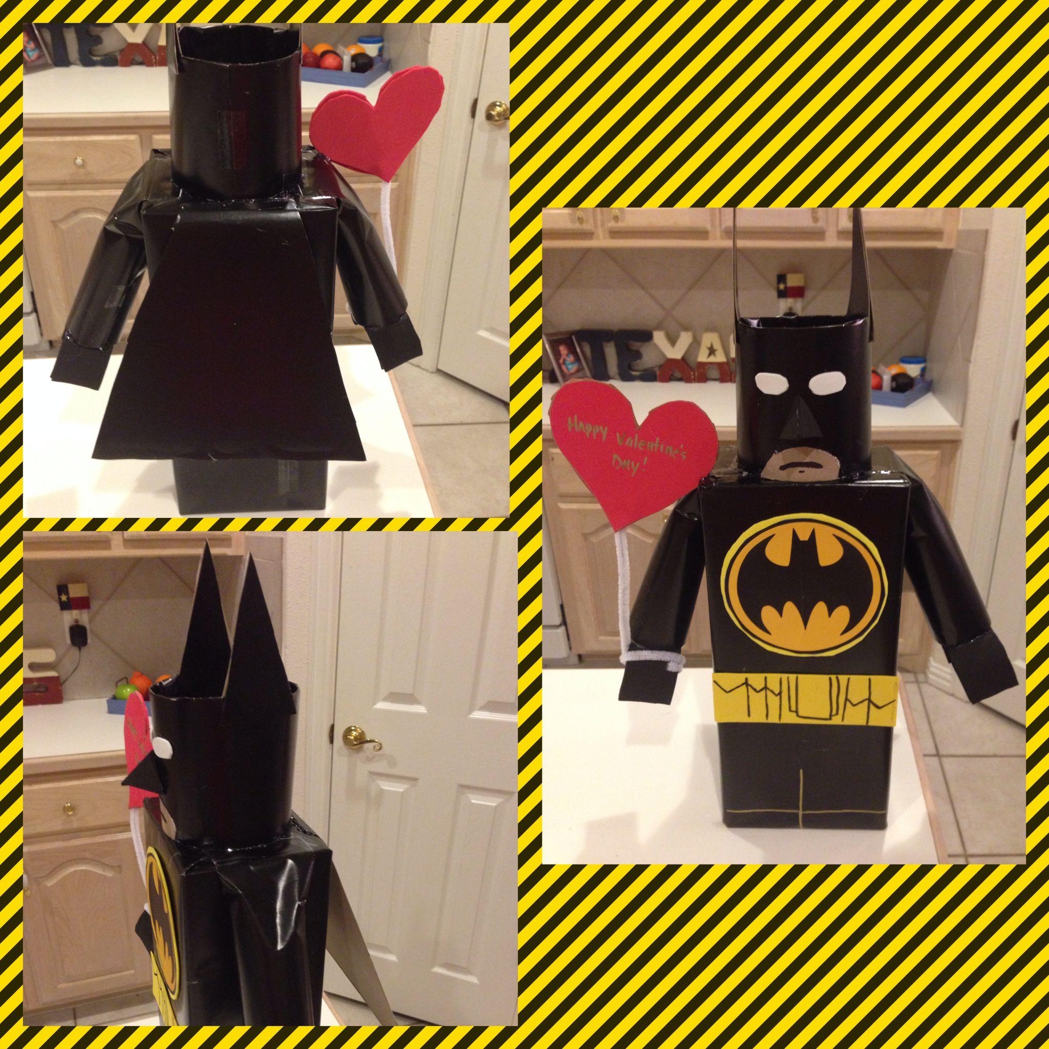Lego Batman valentine boxcomplete  Dylan  Pinterest  Craft