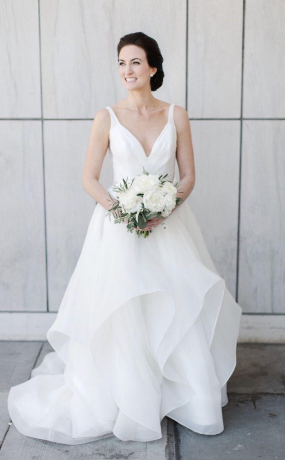 Hayley Paige Decklyn 6661 2 000 Size 18 New Un Altered Wedding Dresses