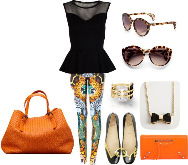 TGIF, created by chese-lips on Polyvore