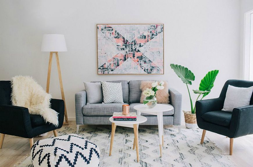 Looking for inspiration to give a Scandinavian style to your living room design? Here are some of the most beautiful Scandinavian living rooms with modern sofas to inspire you! | Modern Sofas. Living Room Ideas. #scandivanianinteriordesign #livingroom See more at: http://modernsofas.eu/2016/05/05/beautiful-scandinavian-living-rooms-modern-sofas/
