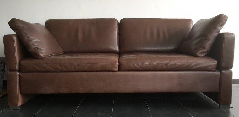 Ledersofa Alba Bruhl Sippold Designermobel Gottingen Sofa