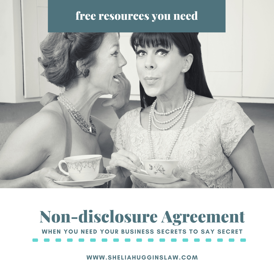 Free Non Disclosure Agreement Template For Your Business Non Disclosure Agreement Contract Template Llc Business