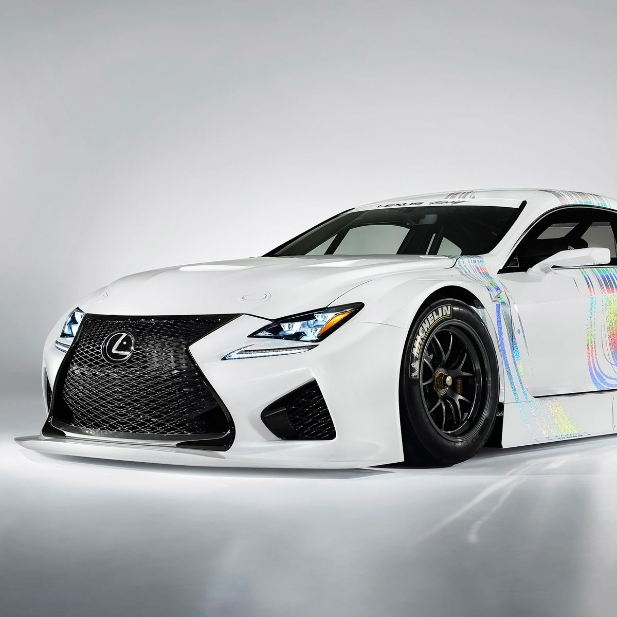 Best Lexus Sports Car: Lexus RCF GT3