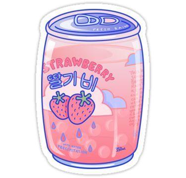 Milkshake Cup Sticker. Design your own at stickergizmo