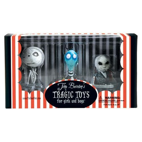 Tim Burton Toxic Toys.