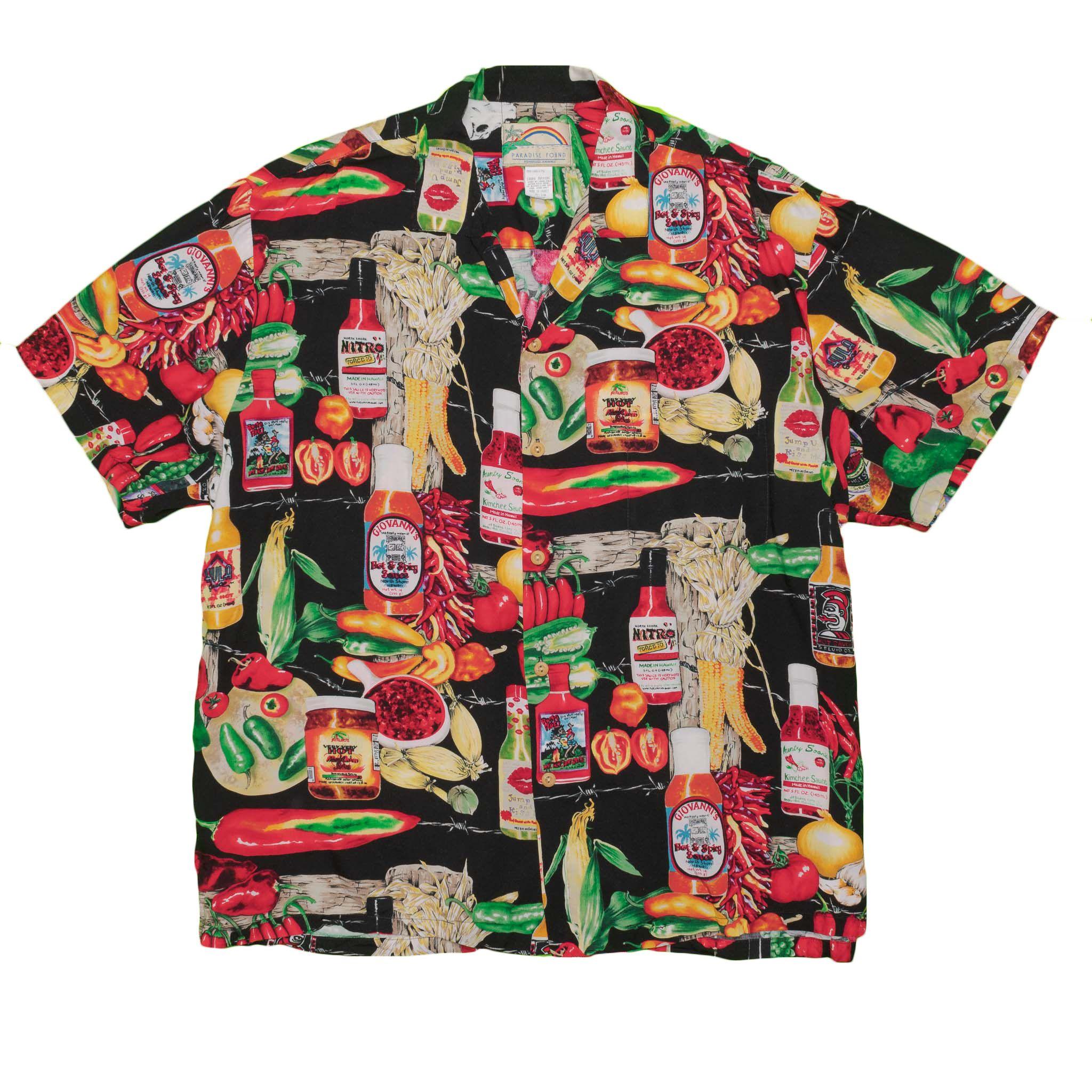 Qiangjinjiu Mens Printted Cotton Short Sleeve Turn Down Collar Button Down Polo Shirt