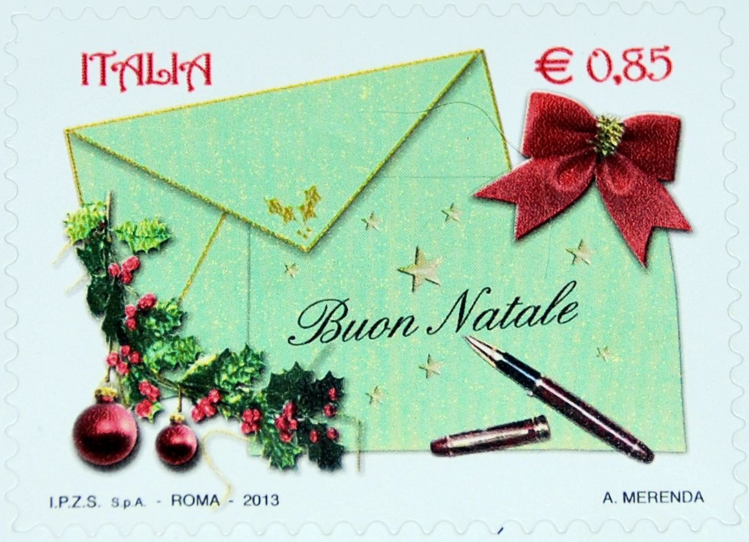 The photo shows an Italianstamp whichwill be wasted becauseit's for less than the minimum to send anything, andnowhere sells low denomination stamps to make up the value. Today I went int…