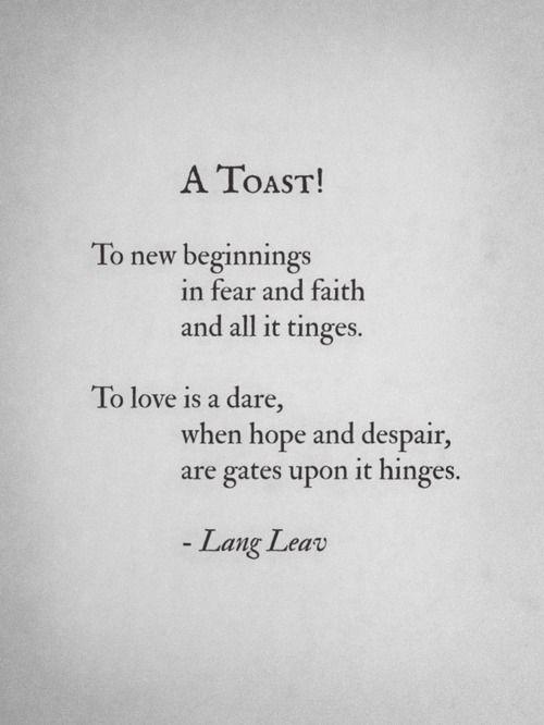 New Beginnings Poems 5