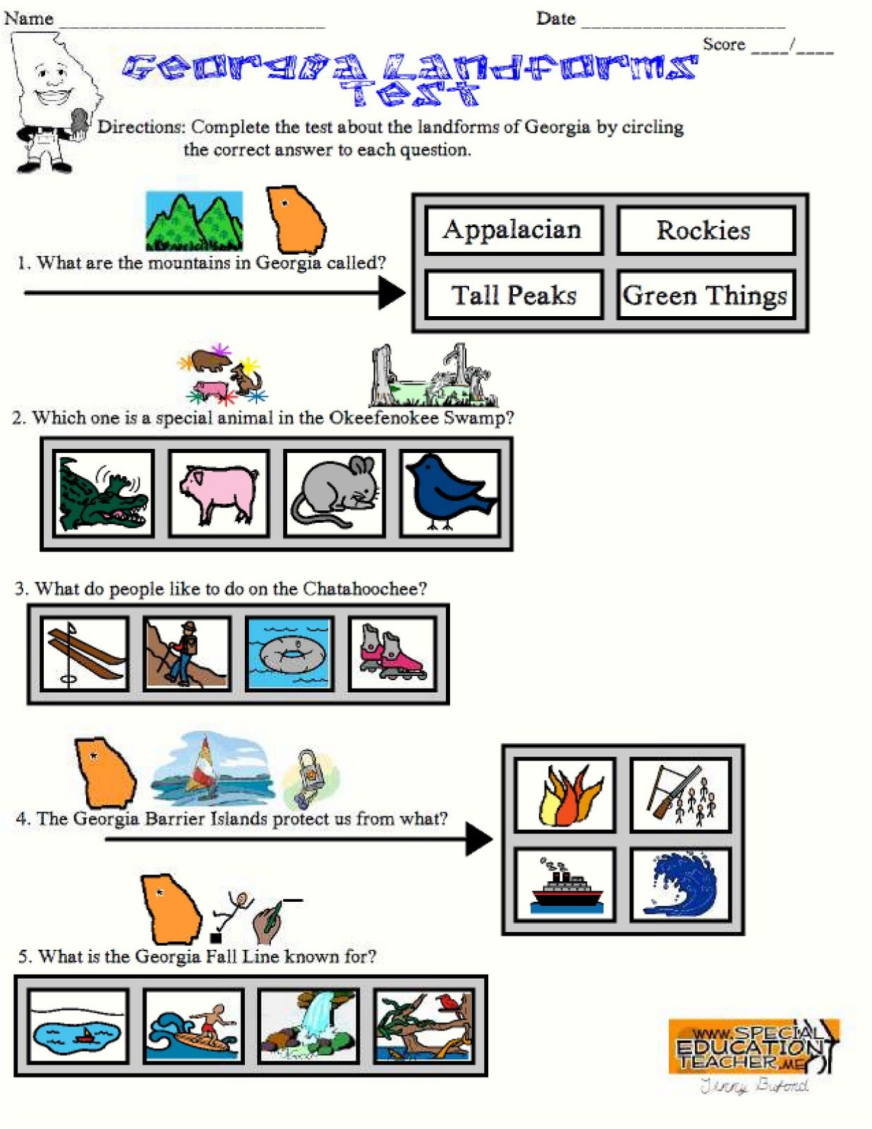 Here Is An Example Of A Low Incidence Worksheet That Gives Students Good Visuals To Help Work Through The Assignment Worksheets This Or That Questions Teaching [ 1600 x 1236 Pixel ]