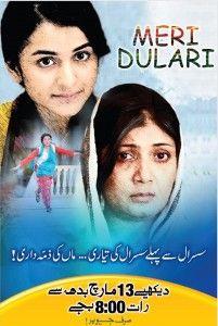 Meri Dulari Is The Best Drama Of Pakistan   This Drama Currently