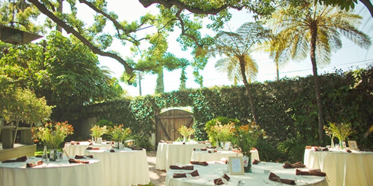 Happy Trails Garden Weddings Get Prices For Los Angeles Wedding