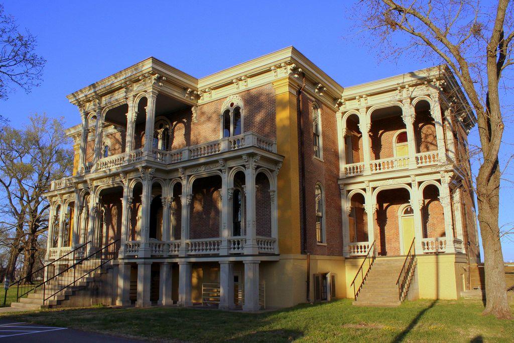 Clover Bottom Mansion Nashville, TN in 2020 Mansions