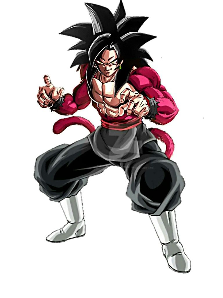 Goku Black Super Saiyan 4 Dibujo De Goku Black Goku Dibujos De Goku Black