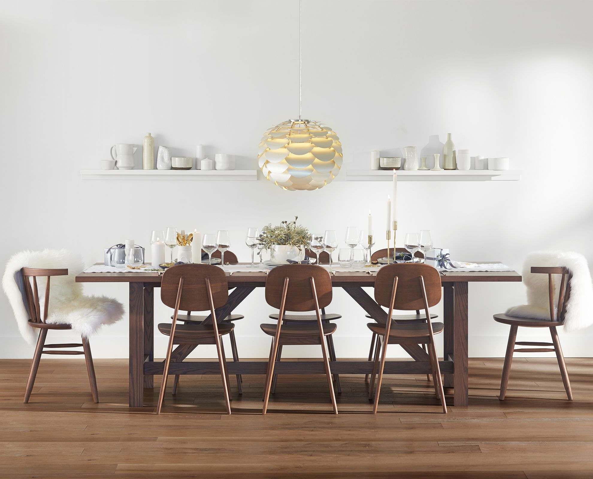 Vaerd dining chair mix and match tables and chairs for Scandinavian design furniture