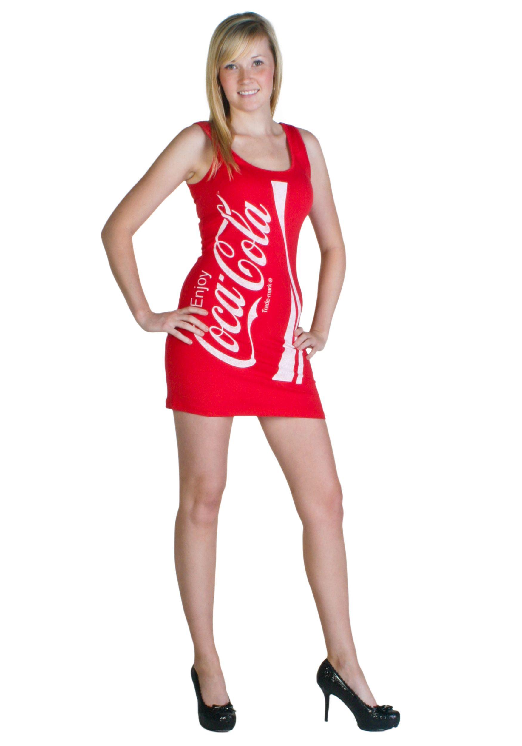 fc11e36e4b9 Coca Cola Can Tank Dress | Halloween costumes in 2019 | Coca cola ...