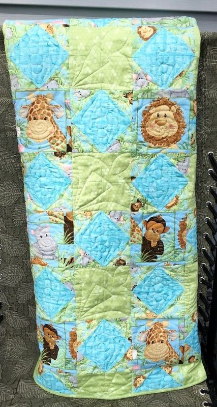 Handmade Baby Quilts For Sale from Carolyn's Homes