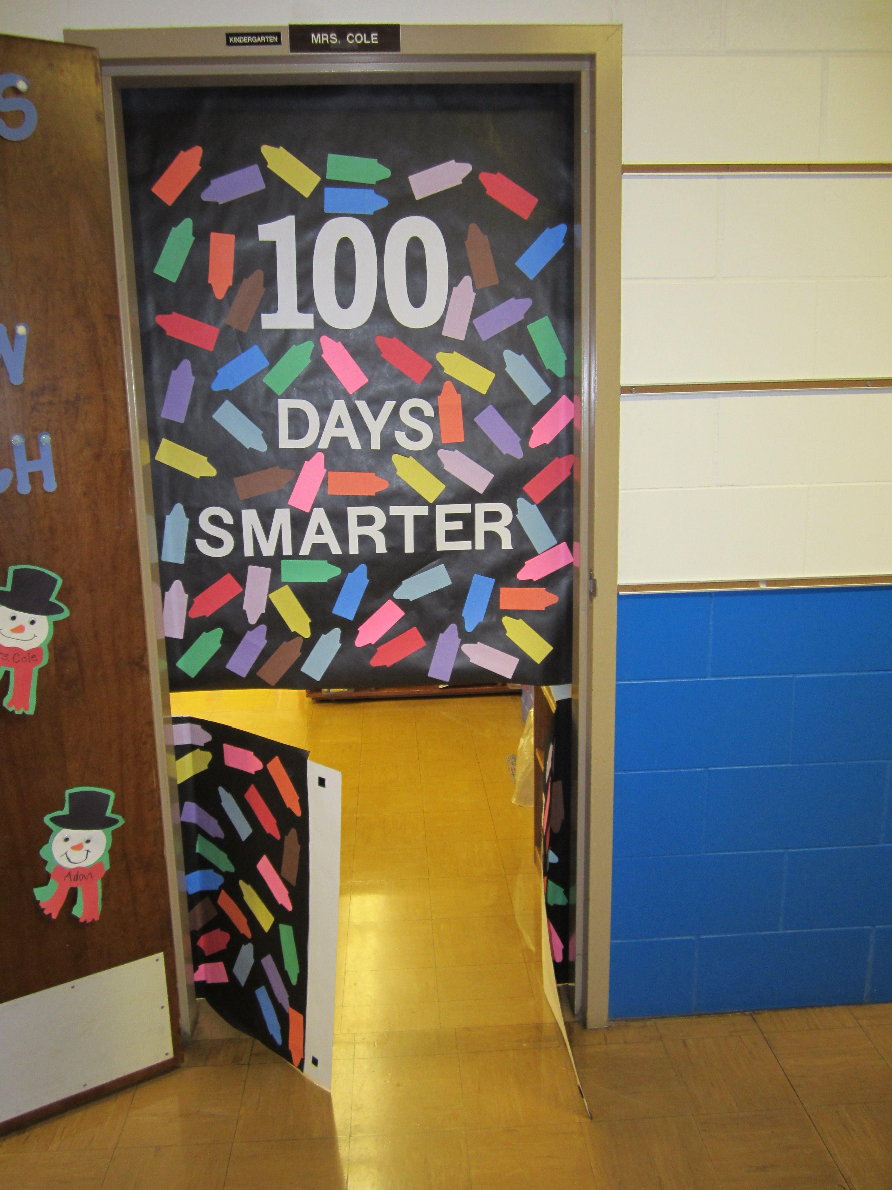 100th Day of School! & 100th Day of School! | Door Decorating | Pinterest | School ...