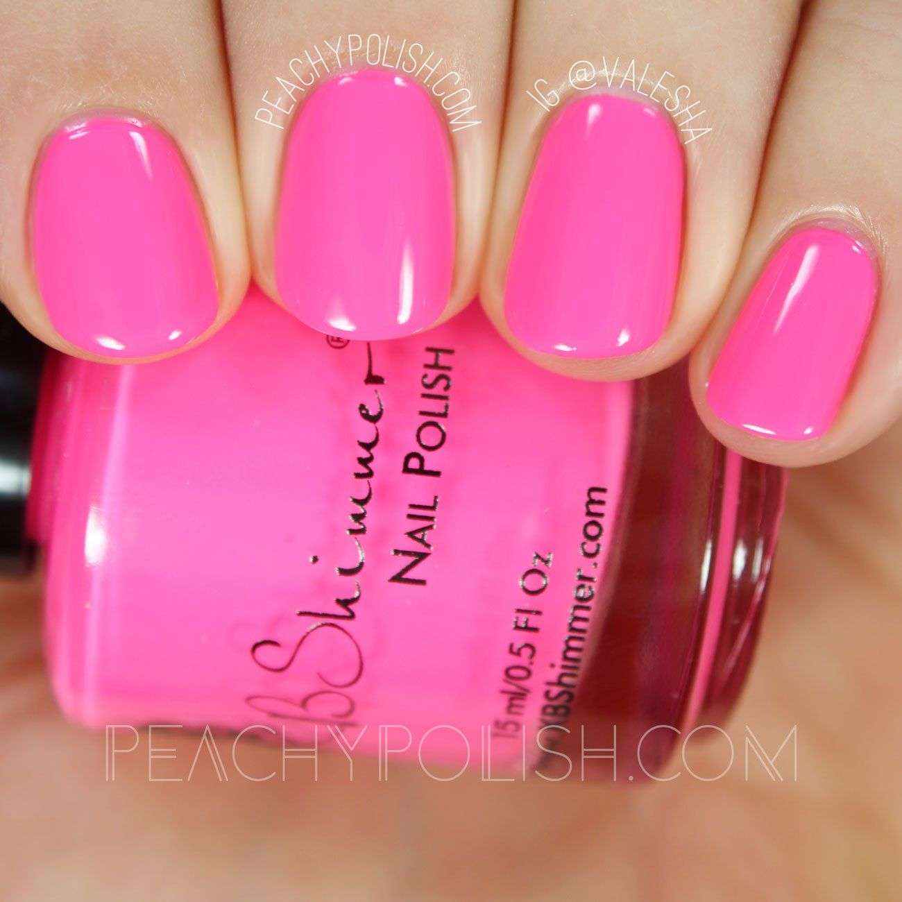 KBShimmer How Low Can You Flamingo? | Summer 2016 Collection ...