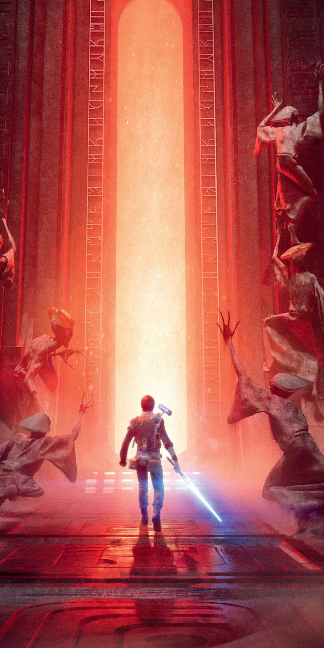 Game, pc game, Star Wars: Jedi Fallen Order, 1080x2160 wallpaper