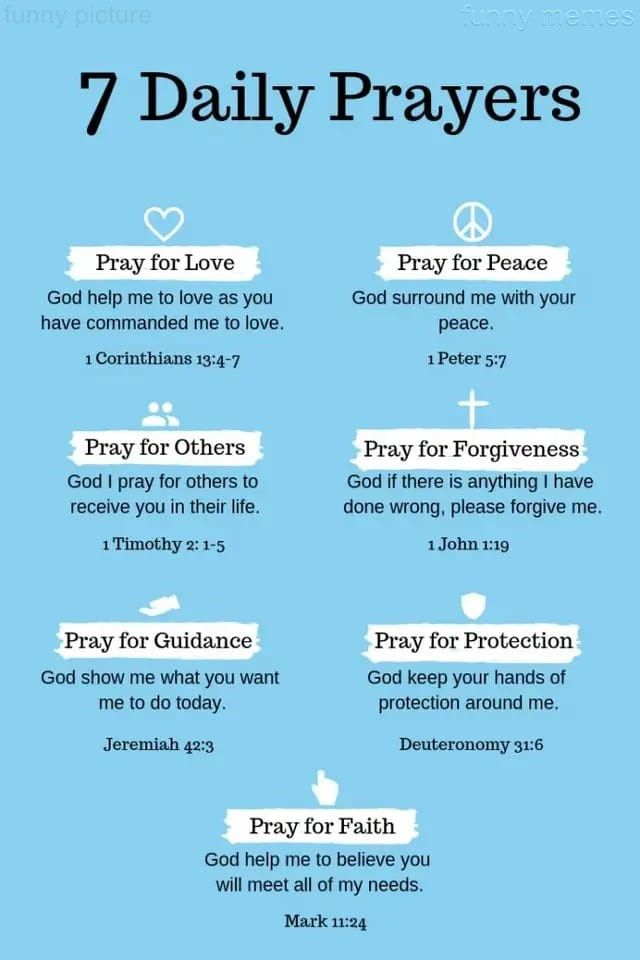 The Funniest Images And Memes Prayer Verses Bible Quotes Daily Prayer