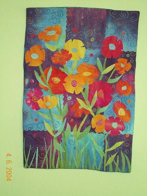Art quilt that I made.