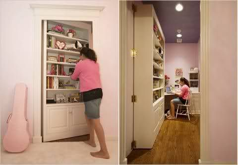 Hide the safe. Mine is incorporated into my safe room, which is hidden as well. Something like this, but not exactly: