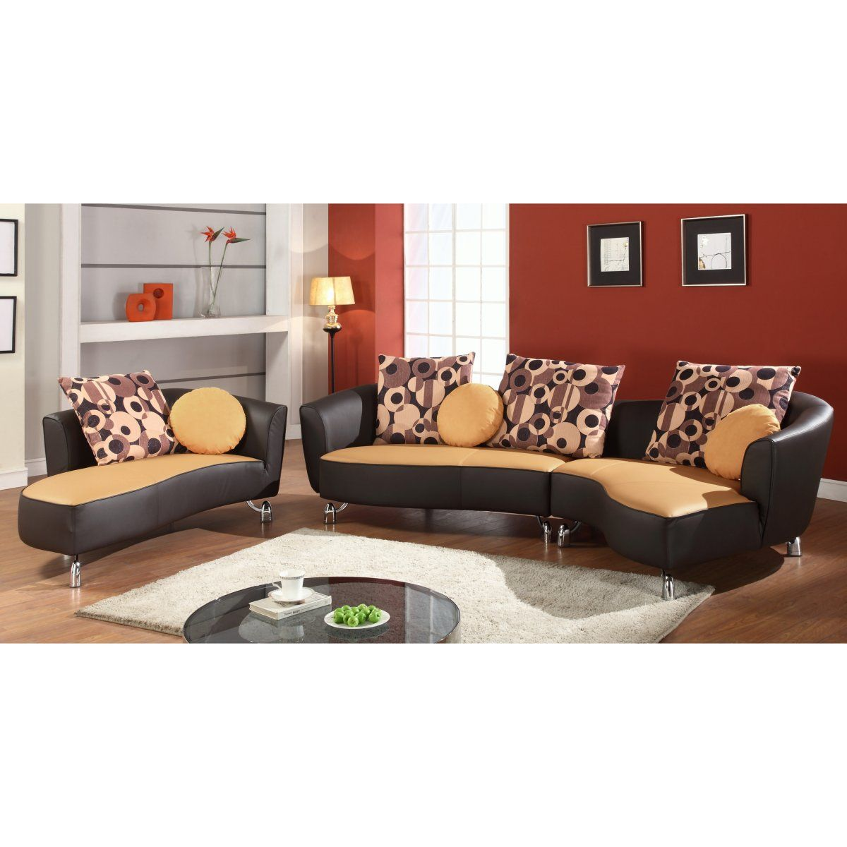 Awesome Astounding Accent Pillows For Leather Sofa In Living Room Decoration :  Extraordinary Living