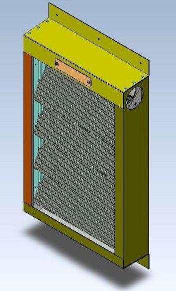Homemade Solar Air Heater Environmental Engineering How To Create