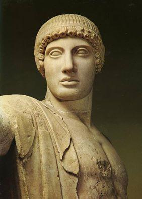 Magna Grecia Commonwealth Statue Buddha Statue Sculpture Art