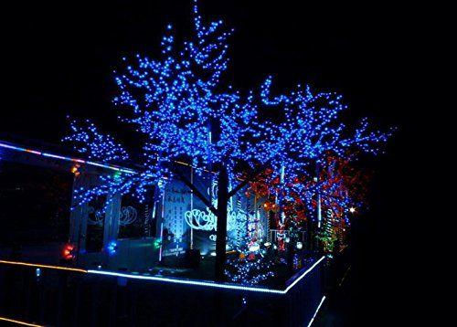 Robot Check Outdoor Fairy Lights Solar Christmas Lights Solar Powered Garden Lights