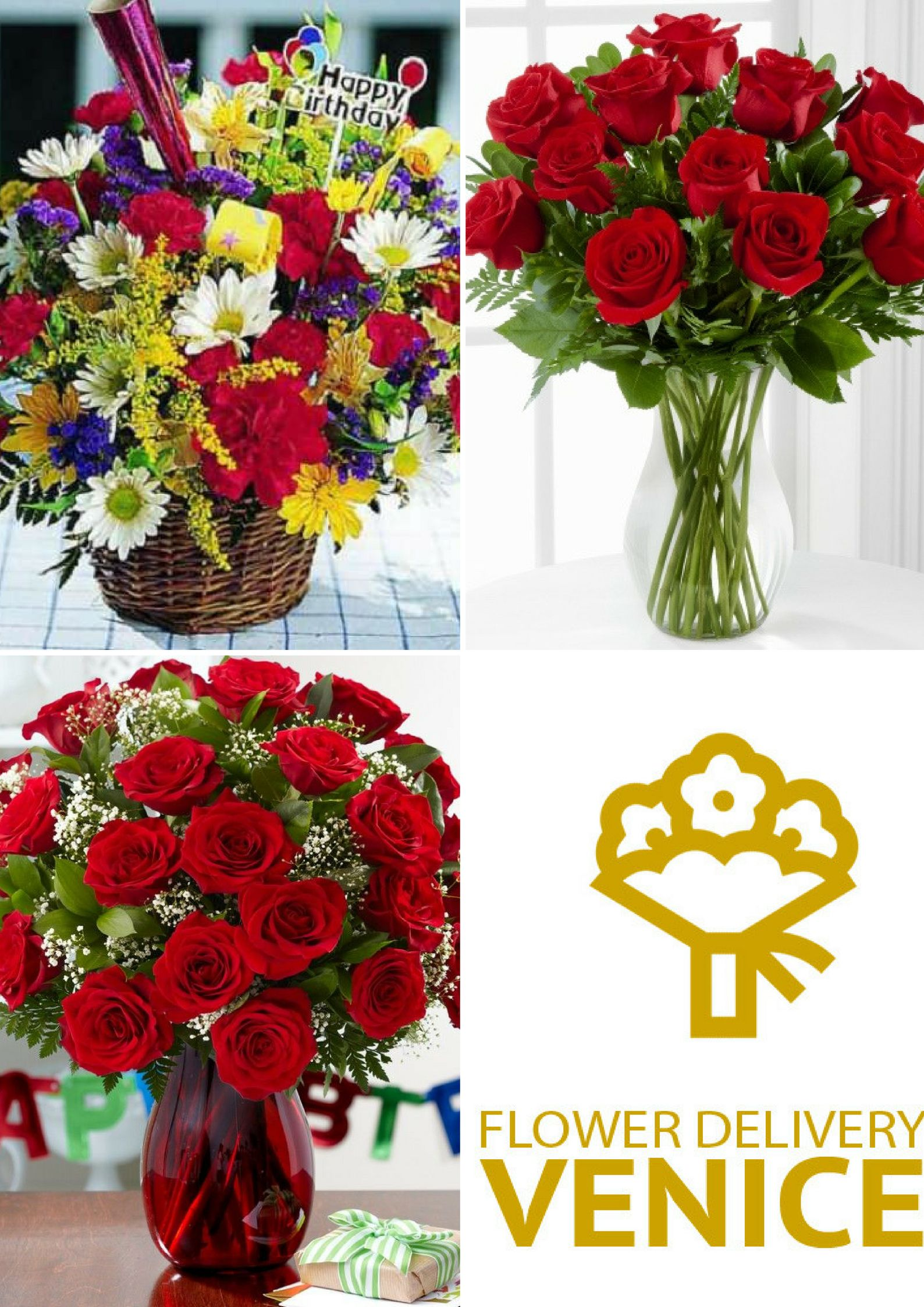 Get gorgeous flower at your best price with same day delivery get gorgeous flower at your best price with same day delivery flowerdeliveryvenice flower florist birthday anniversary multicoloredbouquets stunning izmirmasajfo