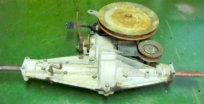 John Deere Sx75 Or Rx75 Riding Lawn Mower Transmission