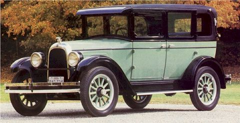1930 Willys Whippet Landau In 1926 John North Willys Of Jeep