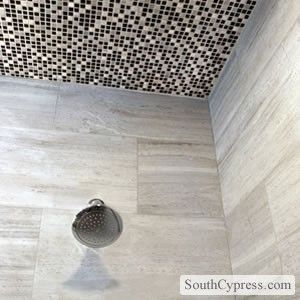 Consider these tile ideas for showers tile ideas ceilings and shower tile ideas shower tile ideas dont forget the ceiling ppazfo