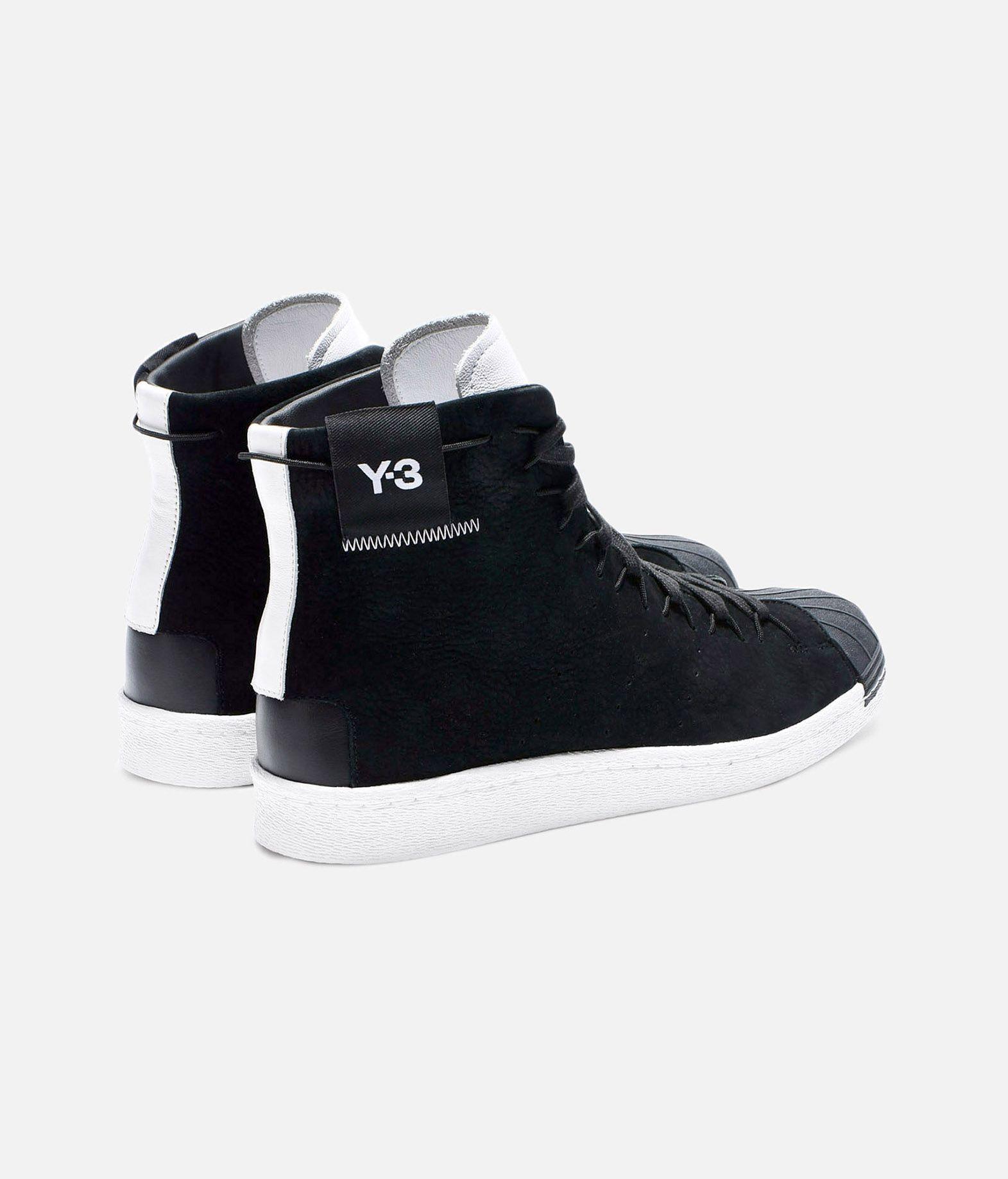 Y-3 Y-3 Super High High-top sneakers E c   Best of Sneakers