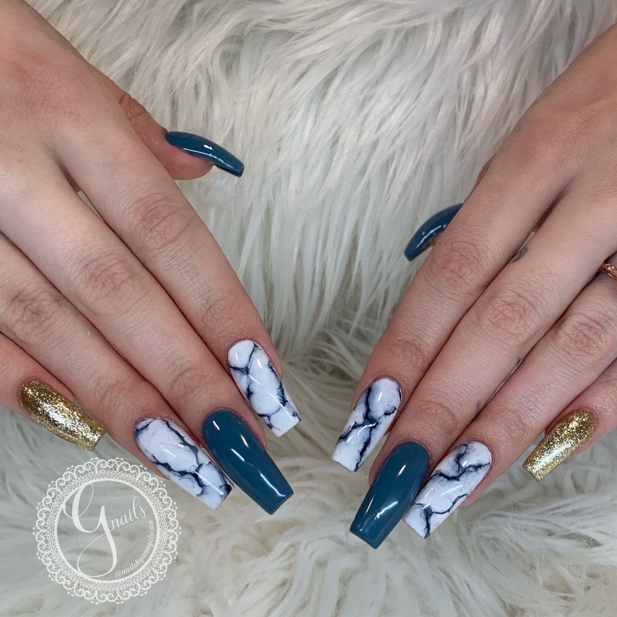 Pin By Jaya Jai On Nails Toes Marble Nail Designs Best Acrylic Nails Marble Acrylic Nails
